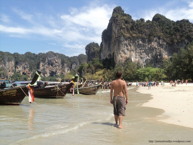 Railay West Botes